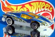 1998 Hot Wheels Tornado Twister Silver Bullet