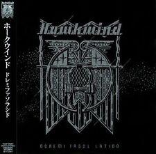Hawkwind Doremi Fasol Latido Japan Mini LP CD TOCP-95061 +3 Lemmy Vinyl Sleeve