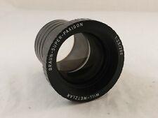 Braun Super Paxigon Will Wetzlar 1:3,5/200 mm projection lens