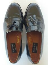 Bostonian Classics 20321 Slip On Kiltie Tassel Dress Loafers Men's U.S. 9.5M EUC