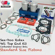 Sea-Doo 951 Top End Piston Rebuild Kit - Standard Size Seadoo Sea doo xp gtx gsx