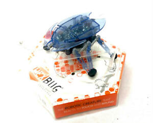 HEXBUG Beetle Blue Pkg Dmg