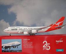 Herpa Wings 1:500 Boeing 747-400 Qantas VII-Oja 500609-001 modellairport 500