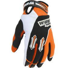 Gants orange pour motocyclette taille XL