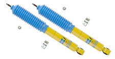 2-BILSTEIN SHOCK ABSORBERS,FRONT,2015-2019 CHEVY COLORADO,GMC CANYON,B6 MONOTUBE