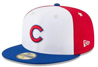 Chicago Cubs 2018 MLB All Star Game New Era 59FIFTY Low Profile Fitted Hat Cap