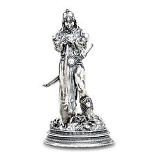 6 oz Silver Antique Statue - Frank Frazetta (Death Dealer III) - SKU #97339