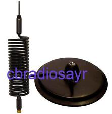 "CB Radio Antenna Kit - 7"" Mag Mount with Small Springer Aerial"
