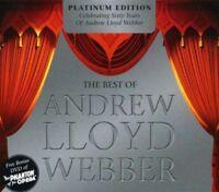 Various Artists : Best of Andrew Lloyd Webber CD