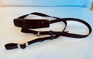 Thin Nikon Fabric Camera Strap with Hama strap slip pad