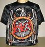Slayer Thrash Metal Band Eagle All Over Print T-Shirt Size M L XL 2XL 3XL New!
