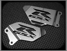 Polished Heel Plates for SUZUKI GSXR750 2004-2005 K4 K5, GSXR 750
