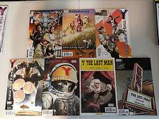 Y: The Last Man #11 - #17 Vertigo Brian K Vaughn upcomingTV Show