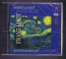 LISZT/ WAGNER CD NEW PIANO MUSIC / JEAN EFFLAM BAVOUZET