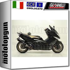 Giannelli 73780B6K Marmitta per Yamaha T-Max