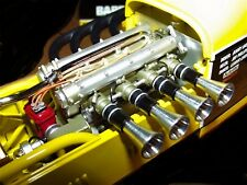 Coche De Carreras inspiredby Ferrari GP F 1 VINTAGE 12 1962 INDY 24 CAROUSEL