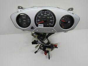 Cockpit Tacho Daelim History125 Tachometer SA2 Anzeige Armatur 4917 km Kabelbaum