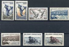 PROMO STAMP / TIMBRE / T.A.A.F. / TERRES AUSTRALES / NEUF N° 2/7 ** COTE + 51 €