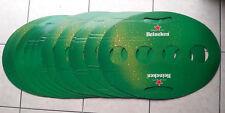 LOT DE 12 PLATEAUX A GOBELET 54 cm x 39 cm EN CARTON PUB BIERE HEINEKEN