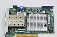 HP FLEXFABRIC 10GB 2-PORT 554FLR-SFP+ ADAPTER CARD 634026-001 629140-001