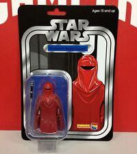 Medicom Kubrick Exhibition 2012 Star Wars 100% Emperor's Royal Guard Red figure