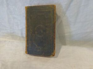 1850 Holy Bible out of The Original Tongues NY American Bible Society