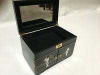 Oriental Chinese jewelry box gift