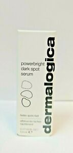 Dermalogica Powerbright Dark Spot Serum 0.17oz/5ml NEW IN BOX FRESH FREE US SHIP