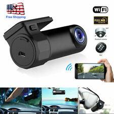 Hidden Car Camera DVR Dash Cam 1080P HD Recorder with WiFi G-sensor Parking Mode
