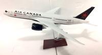 Air Canada Boeing 787-800 Model Souvenir Reward Statue, 1:135 Detailed Diecast