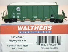 AC Algoma Central 8386 40' Ortner Car Walthers 932-7062 HO Scale O13.26