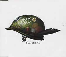 GORILLAZ   Dirty Harry   2 TRACK CD NEW - NOT SEALED