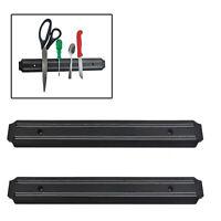 2x  Werkzeugleiste Magnetschiene 32,5cm | Werkzeughalter Wandhalter Magnetleiste