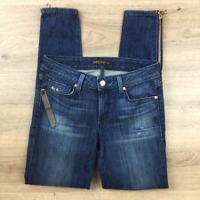 Genetic Denim James Enigma Zipper Cigarette Size 28 Womens Jeans NWT RRP$300 BV3