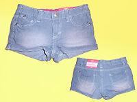 Mädchenshorts Shorts Hot Pants Panty Bermuda kurze Jeans Hose Gr. 104 NEU
