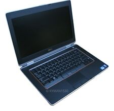 "Dell Latitude E6420 Ubuntu Linux Core i5 2.5 Ghz 8GB RAM 1TB HD DVDRW 14"""