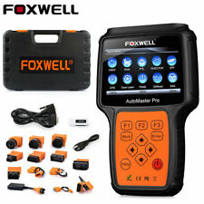 FOXWELL NT644 Pro Full Systems Automotive Scanner OBDII DPF TPMS Diagnostic Tool