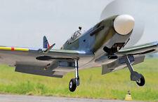 Spitfire ARTF Black Horse 2000mm + pneumatischen Einziehfahrwerk Elektro o. Verb