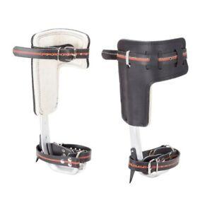 griffes élagage aluminium - grimpettes élagueur / harness arborist tree surgeon