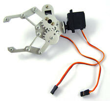 Dagu - 2DOF Robot Arm with Gripper and Servos (13cm)