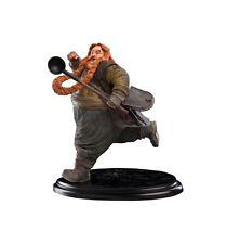 Weta Der Kleine Hobbit statue 1/6 Trampolinersatz 24 cm