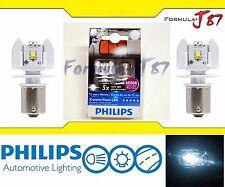 Philips X-Treme Vision LED Light Bulb 1156 White 6000K Tail Side Marker Stop DRL