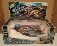 Vintage Space Toy Galaxy Commander not Zoids bootleg