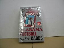 Alabama Football *First Edition*- Collegiate Collection trading cards