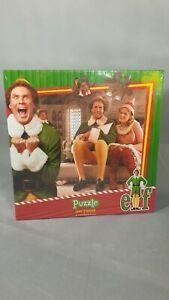 BUDDY THE ELF 300 PIECE JIGSAW PUZZLE WILL FERRELL CHRISTMAS XMAS GIFT * NEW