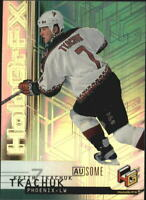 1999-00 (COYOTES) Upper Deck HoloGrFx Ausome #45 Keith Tkachuk