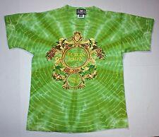 Vintage Elton John T-Shirt World Tour Tie-Dye Gianni Versace Symmetria - Large