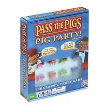 Pass The Pigs Pig Party Edition Pig Throwing Game By Winning Moves
