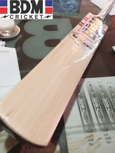 BDM Dynamic Power Original Short Handle English Willow Cricket Bat Grade 1