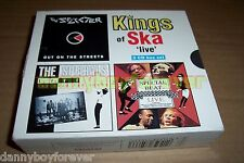 Kings of Ska Live Limited Ed NM 3 CD Box Set The Selecter Specials Special Beat
